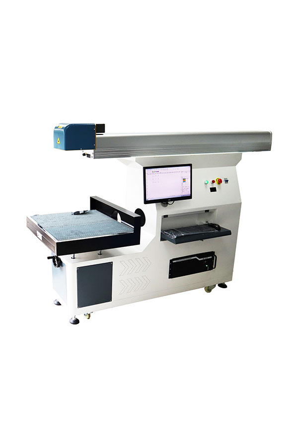Maşina de gravat laser WARP 9 CO2