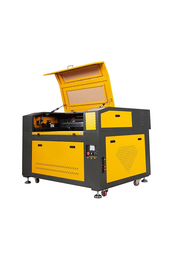 Maşină de tăiat şi gravat cu laser CO2